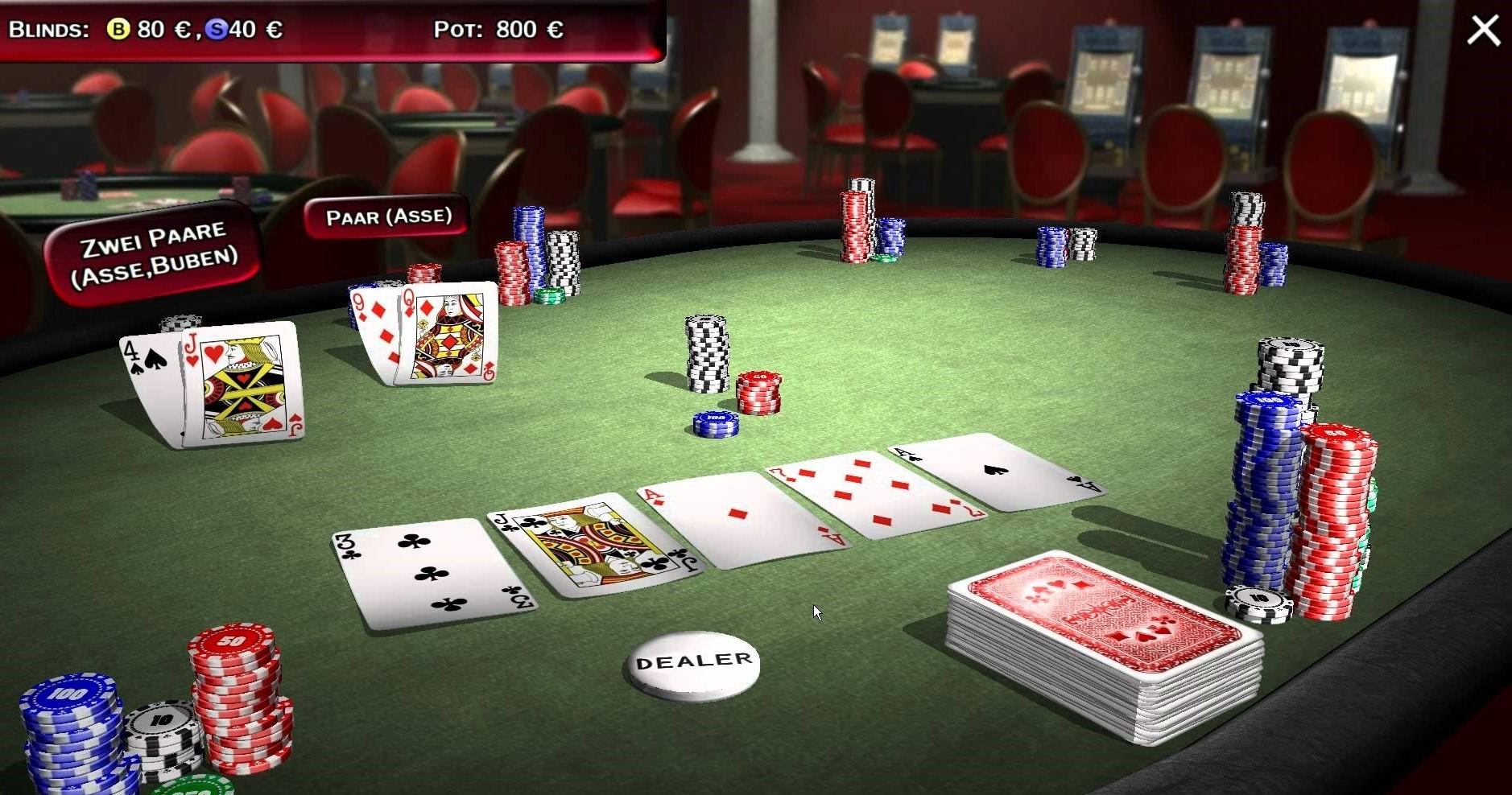 cara bermain pokerr